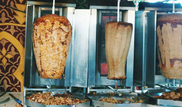 ممنوعیت فروش کباب ترکی در شهرهای اروپا