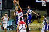 باشگاه خبرنگاران -درخشش تیم بسکتبال ملوان بندر انزلی در تبریز