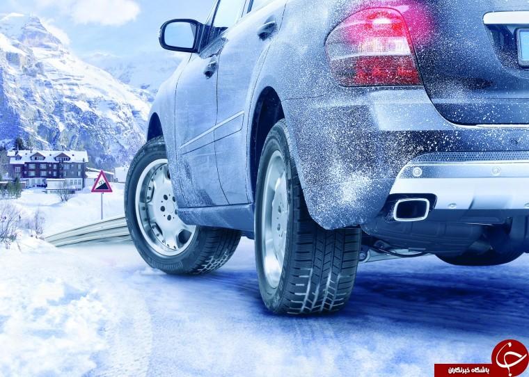 چگونه در هوای سرد خودرو خود را روشن و گرم کنید؟