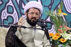 جلسه اول زیارت جامعه کبیره با سخنرانی حجت الاسلام  عالی