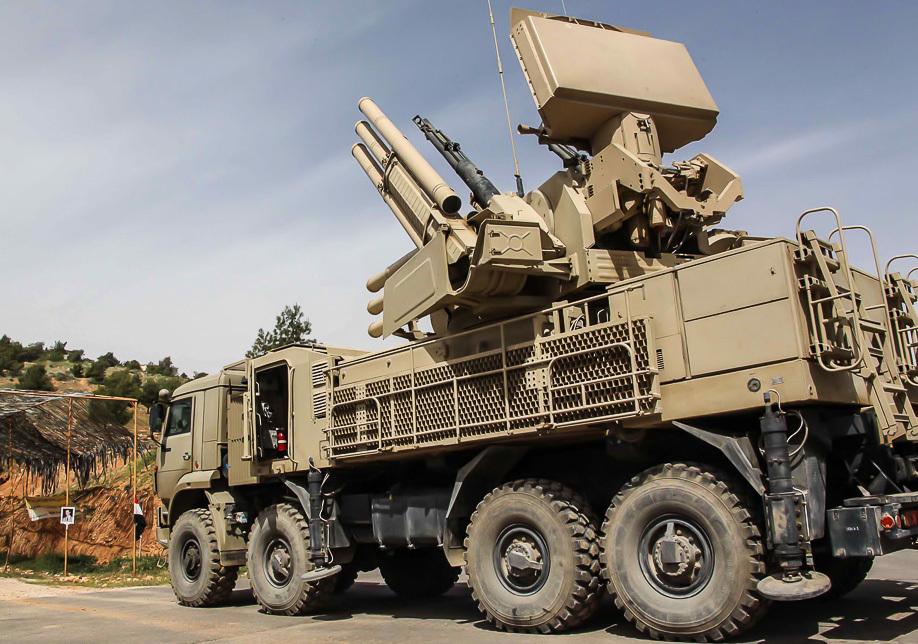 سامانه دفاع هوایی سوریه، یک موشک رژیم صهیونیستی را سرنگون کرد