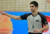 باشگاه خبرنگاران -قضاوت داور بسکتبال ایرانی در اسپانیا