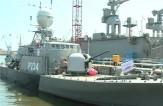 باشگاه خبرنگاران -تصاویر جدیدترین ناو موشکانداز ارتش در دریای خزر منتشر شد