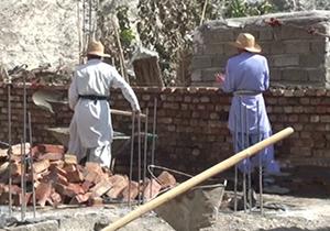 باشگاه خبرنگاران -ساخت خانه برای روستاییان توسط قرارگاه قدس جنوب شرق کشور + فیلم