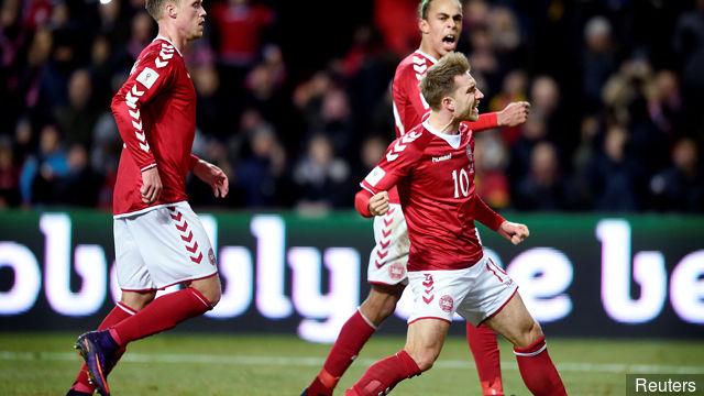 آشنایی با تیم ملی دانمارک در جام جهانی روسیه/ شاگردان هاریده درپی خلق شگفتی مانند 20 سال قبل!