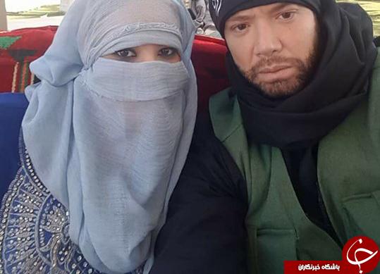 هنرپیشه مشهور از ماجرای عوضیت خود در گروهک داعش پرده برداشت+عکس