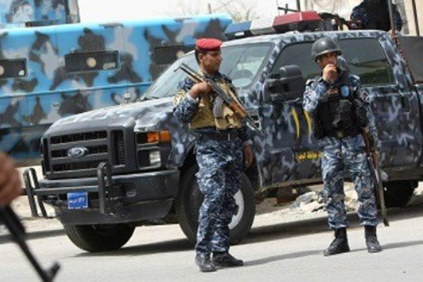بازداشت پنج مظنون مرتبط با تروریسم در بعقوبه عراق