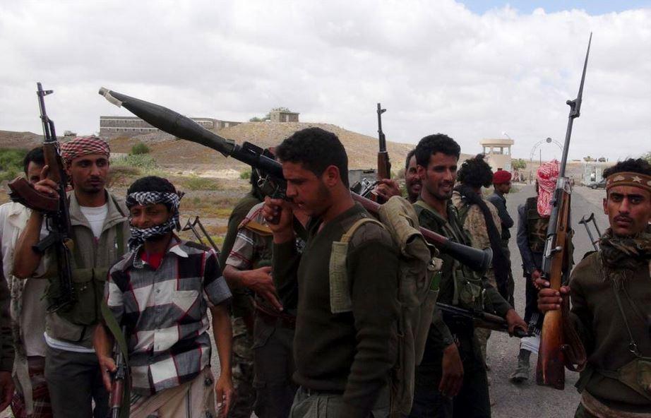 سیطره نیروهای امنیتی یمن بر برخی پایگاههای شبهنظامیان خائن در صنعا