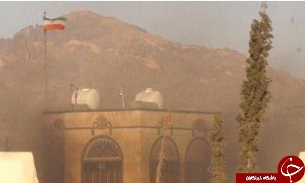 جدیدترین ویدئو و تصاویر از حمله به سفارت ایران در صنعا