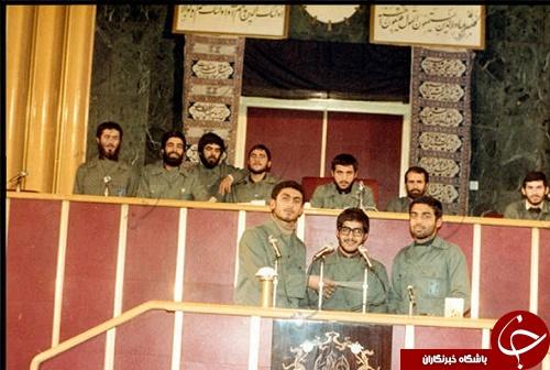 تصاویری دیده نشده از محافظان مجلس شورای اسلامی