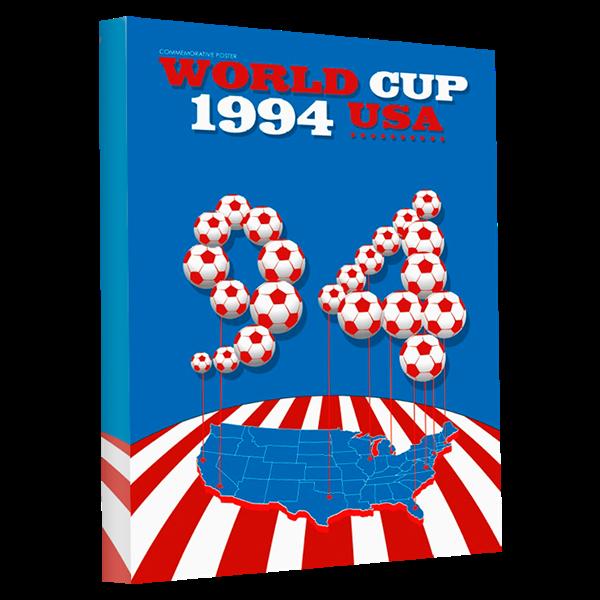 همه پوسترهای جام جهانی فوتبال + عکس