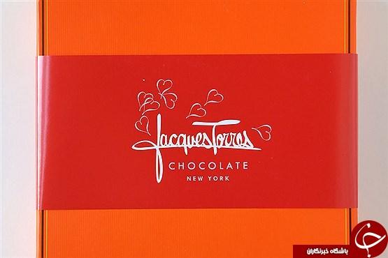 10 شکلات ساز برتر جهان+تصاویر