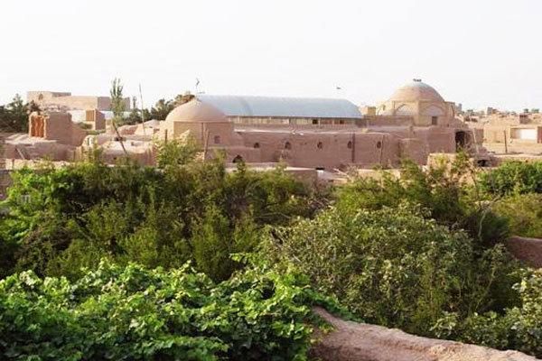باشگاه خبرنگاران -مرمت مسجد جامع دهنوی میبد مراحل نهایی را میگذراند