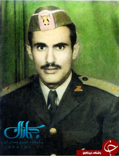 علی عبدالله صالح به روایت تصویر