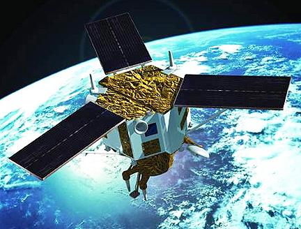 چین ماهواره اکتشافی به فضا فرستاد