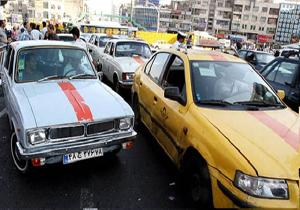 نوسازی تاکسی های فرسوده پشت درهای ثبت سفارش