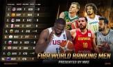 باشگاه خبرنگاران -رنکینگ جهانی بسکتبال اعلام شد