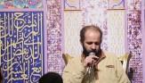 باشگاه خبرنگاران - شعرخوانی محمد سهرابی در مدح امام علی (ع)