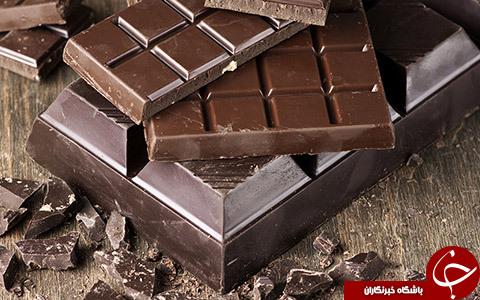 زمان خوردن شکلات تلخ و خواص فوق العاده آن برای لاغری