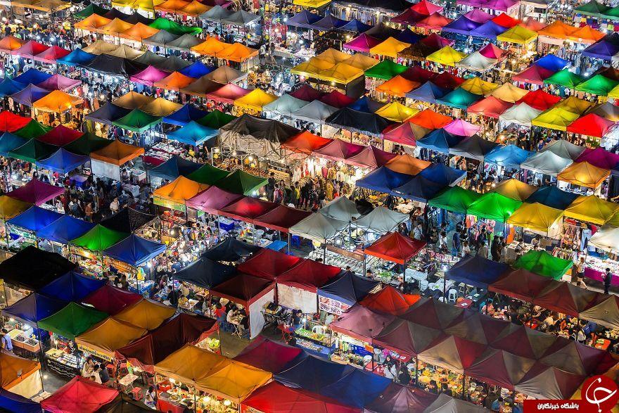 نگاهی به تصاویر برگزیده مسابقه عکاسی نشنال جئوگرافیک در سال ۲۰۱۷