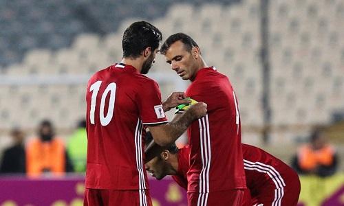آشنایی با کاپیتان تیم های گروه اول و دوم جام جهانی