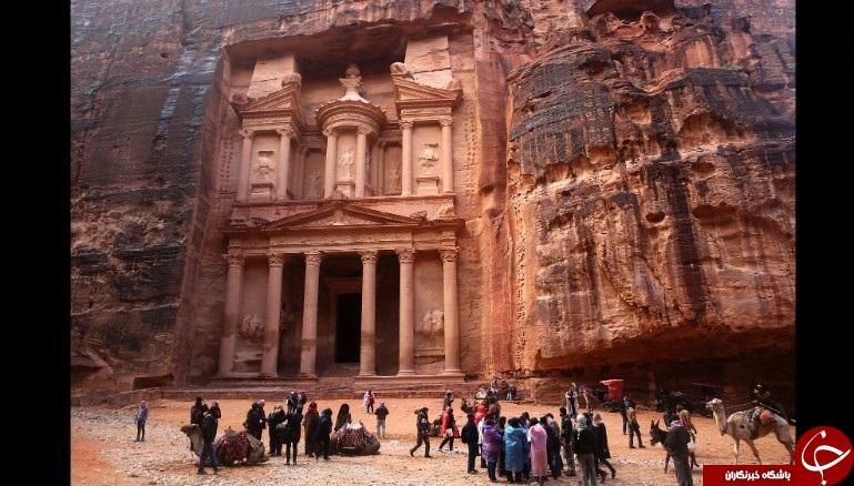 سفری جذاب به جاذبه های جهان در قاب عکس