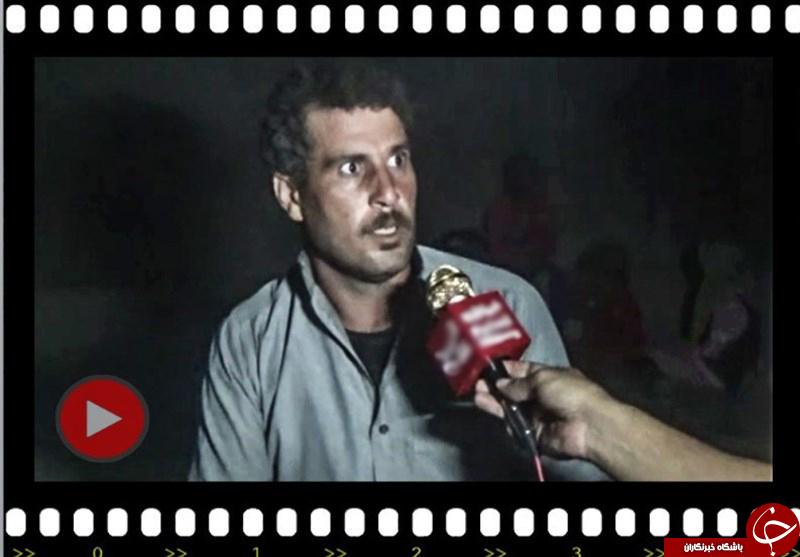 خاطرات تکاندهنده یک مرد سوری از شکنجههای وحشیانه داعش/ دست و پایم را با ساطور قطع کردند+فیلم
