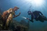 باشگاه خبرنگاران -تصاویری خارقالعاده از شهری که ۱۷۰۰ سال پیش غرق شد!