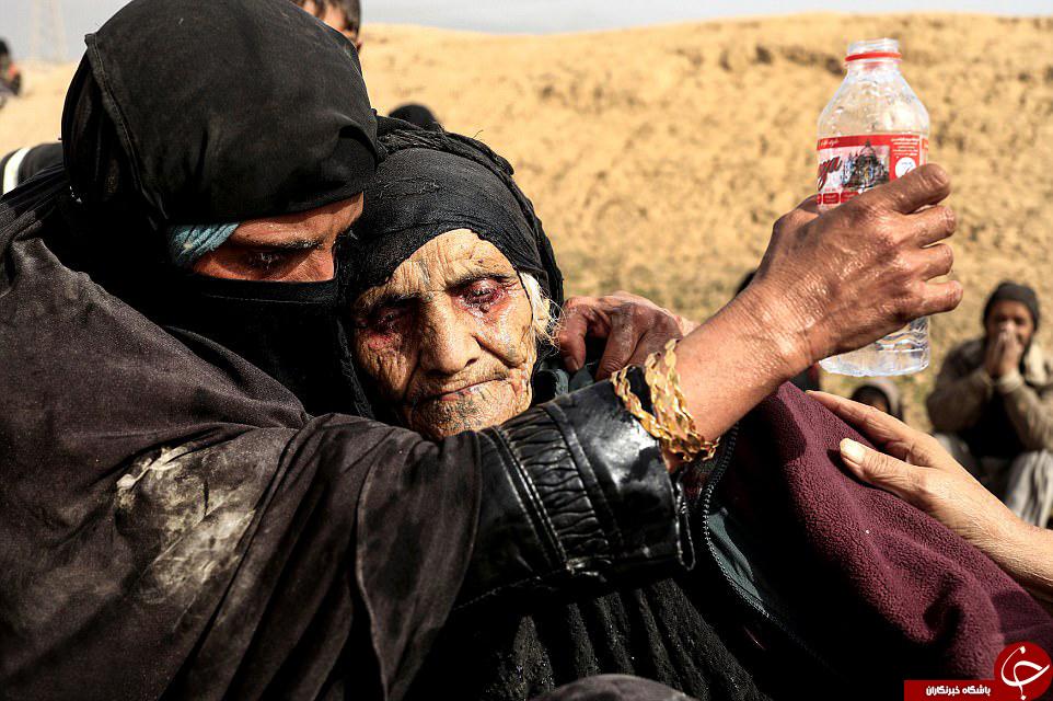 دردناک ترین تصاویر منتخب دنیا