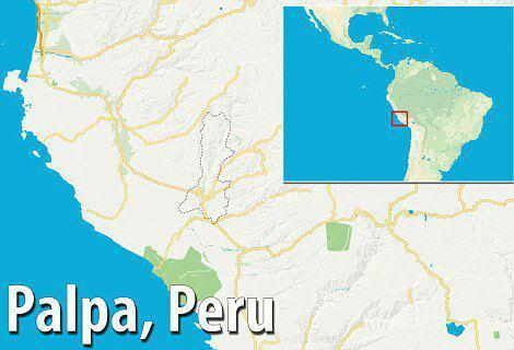 1-نقشهایی شگفت انگیز و باستانی در صحرای کشور پرو+ تصاویر2-تصاویری از حیوانهای افسانهای در صحرایی دورافتاده در کشور پرو+ تصاویر