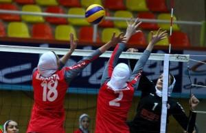 تیم والیبال بانوان شهرداری تبریز به مصاف ذوبآهن میرود
