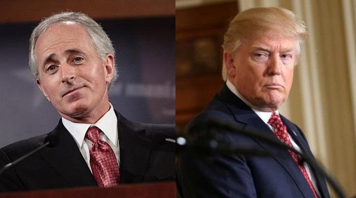انتقاد کورکر از اقدامات یکجانبه ترامپ در قبال توافقنامههای بین المللی