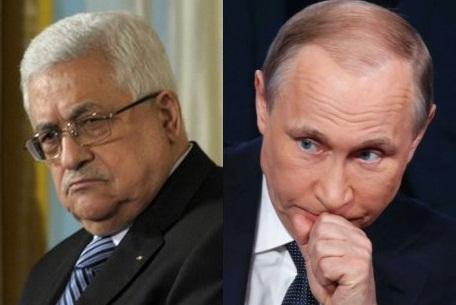 محمود عباس در تماس با پوتین بر ضرورت حمایت فوری همگانی از قدس تاکید کرد