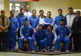باشگاه خبرنگاران -پولاد مردان پس از کسب عنوان قهرمانی جهان،فردا شب به کشور باز می گردند