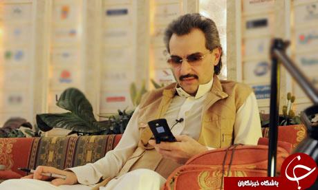 مصادره داراییها و حبس خانگی مادامالعمر شاهزاده میلیاردر سعودی
