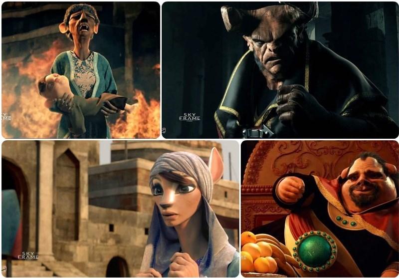 «فهرست مقدس» انیمیشنی حایز اهمیت در دنیای انیمیشن است
