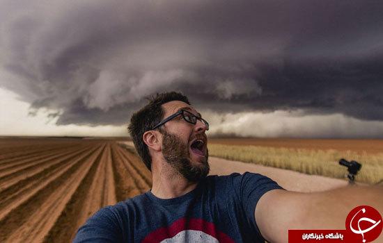 تصاویر ناب از طوفانهای وحشتناک و مرگبار