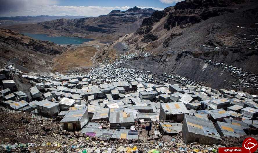 اینجا مرتفع ترین شهر دنیاست!+تصاویر