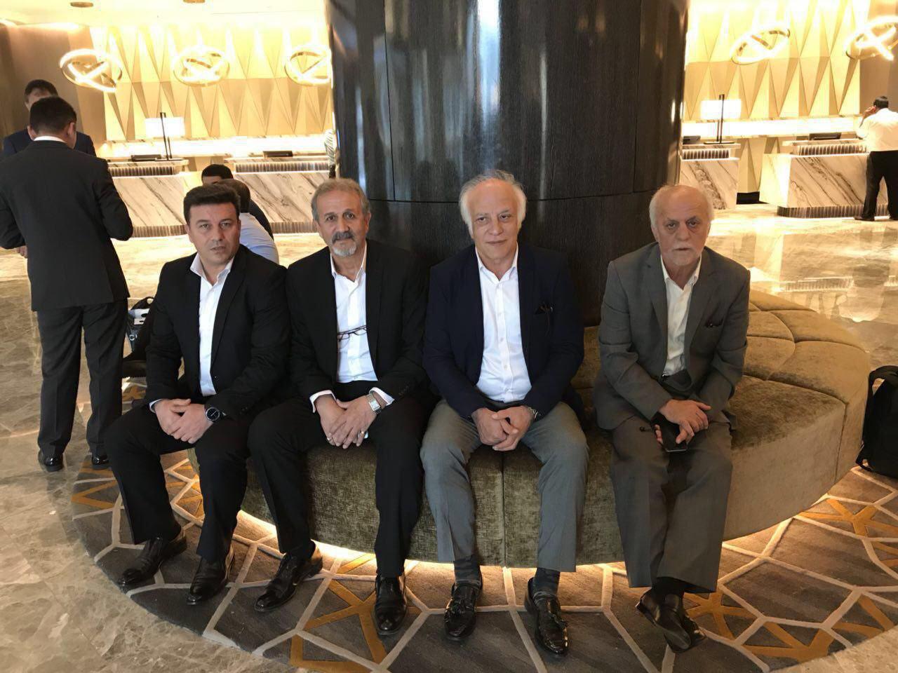 حضور نمایندگان آسیایی ایران در مالزی