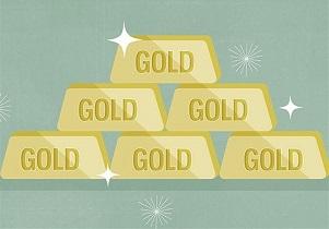 قیمت طلا به ۱۲۶۷ دلار رسید