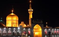 یکی از زائران معلول بوشهری در بارگاه امام رضا(ع) شفا یافت