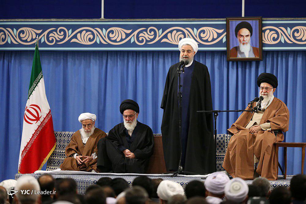 استکبار جهانی و صهیونیسم به دنبال توطئه و ماجراجویی جدید در منطقه هستند/ ملتهای مسلمان و سازمان کنفرانس اسلامی امروز مسئولیت سنگینی در قبال مسأله قدس برعهده دارند