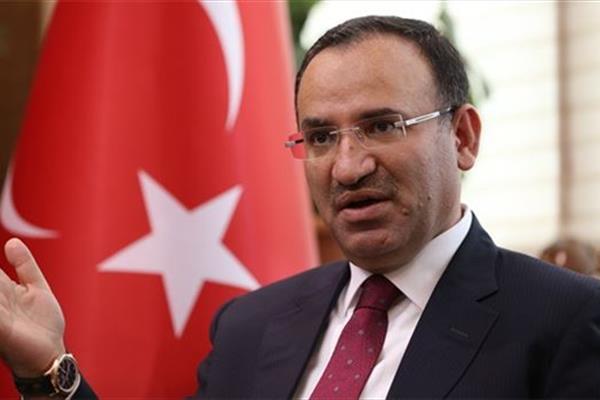 معاون نخستوزیر ترکیه: تصمیم ترامپ درباره قدس منطقه و جهان را گرفتار آتش میکند
