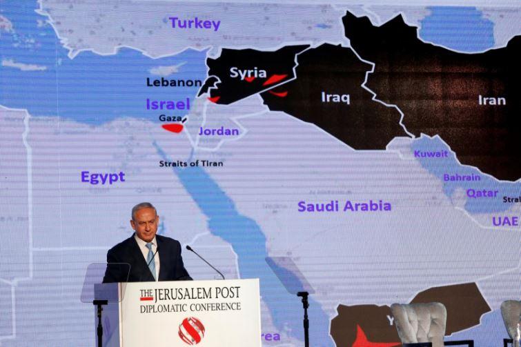 با تمام کشورهای خاورمیانه بجز ایران ارتباط برقرار میکنیم