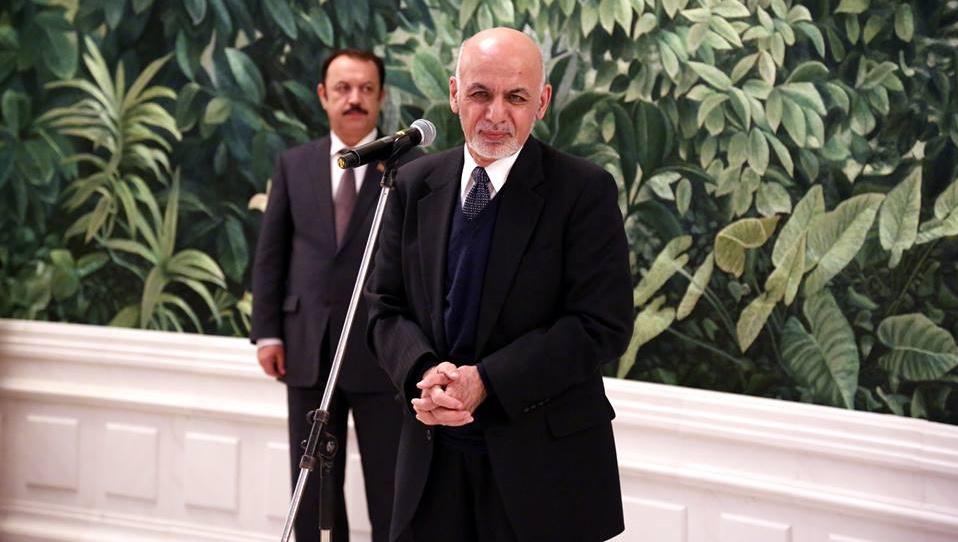 اشرف غنی: فصل تازه ای از روابط با ازبکستان آغاز شده است