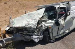 تصادف در زنجان مادر و کودک را به کام مرگ کشان
