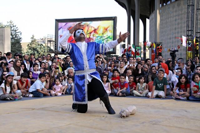 برترینهای بخش خیابانی جشنواره تئاتر کودک معرفی شدند