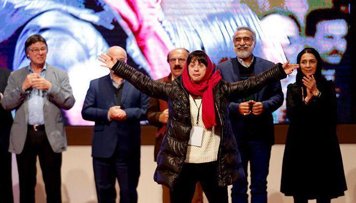 قدردانی ویژه مردم همدان از بازیگر معلول ایتالیایی