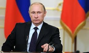 نامزدی پوتین در انتخابات سال ۲۰۱۸ رسماً اعلام شد