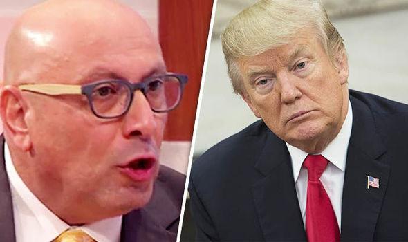 مانوئل حساسیان: انتقال سفارت آمریکا از تلآویو به قدس اعلان جنگ ترامپ در خاورمیانه است
